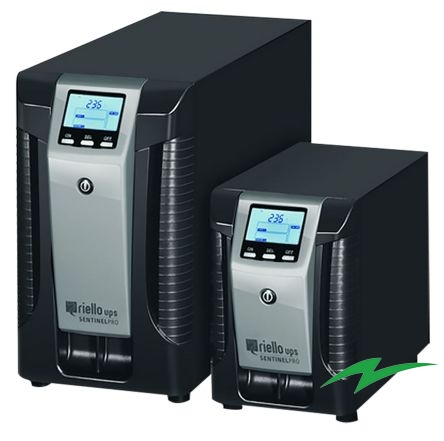 Sursa UPS Riello online dubla conversie SEP 2200