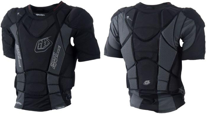 Велосипедная защитная футболка. Панцирь. велозащита защитная экипировка велосипедиста