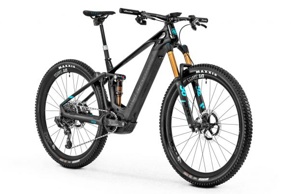 Crafty Carbon RR SL eMTB весом до 20 кг