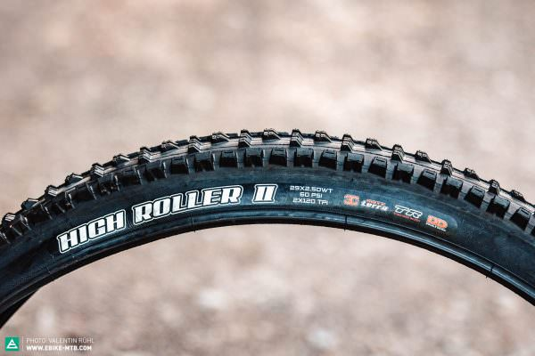 Mountainbike Maxxis покрышки тест