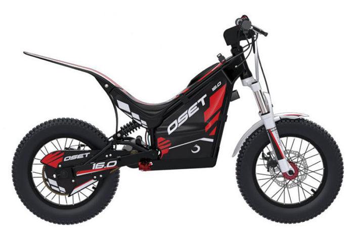 OSET. Электромотоциклы эндуро для детей и взрослых