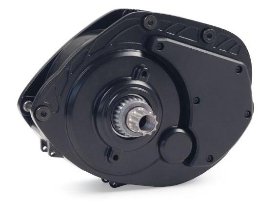 кареточный мотор
