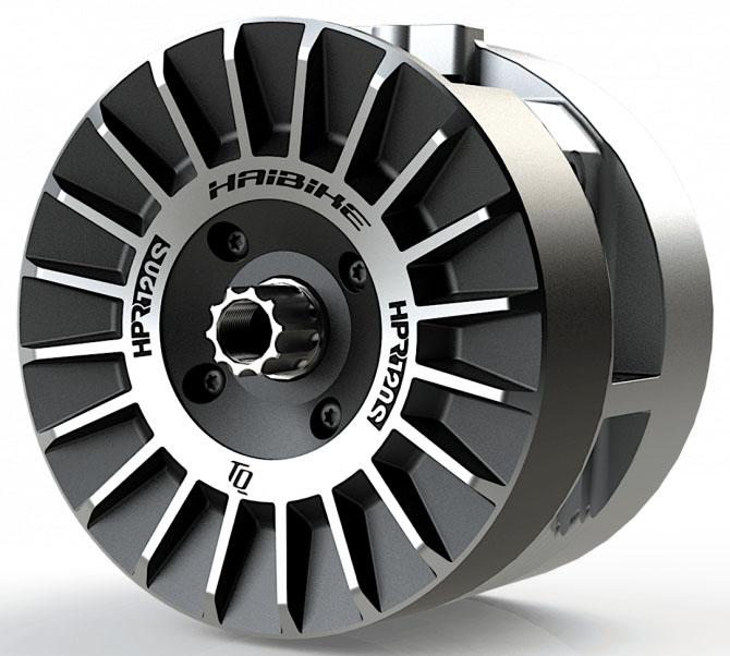 кареточный электромотор HAIBIKE HPR 120S