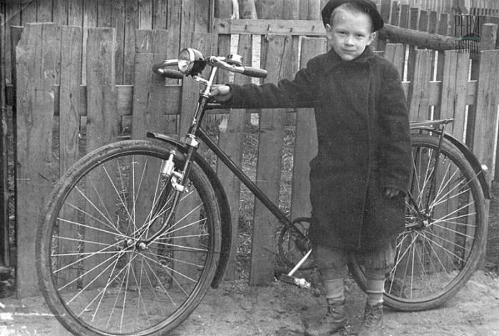 Велосипед ЗиФ (с фарой)