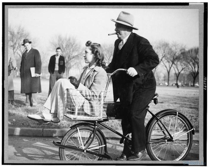 Велосипед Victory, 1942 год