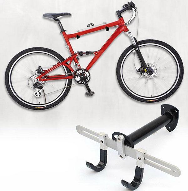 Настенное адаптируемое крепление велосипеда
