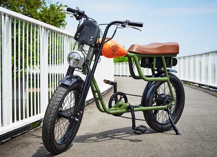 Xmera Bionic Bike электровелосипед