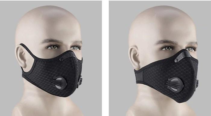 Защитная маска для велосипедиста ROCKBROS
