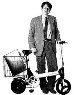 История электрических велосипедов
