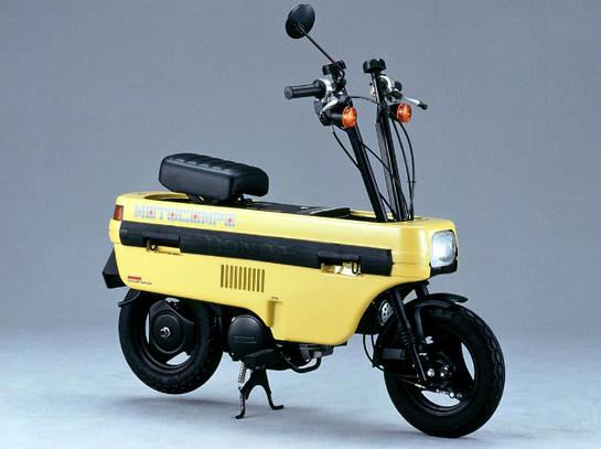 Honda NCZ50