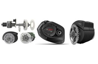 веломоторы Bosch