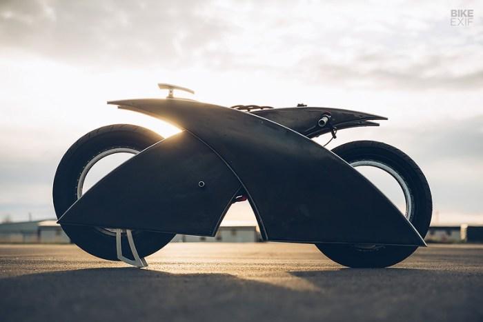 электромотоцикл Racer-X