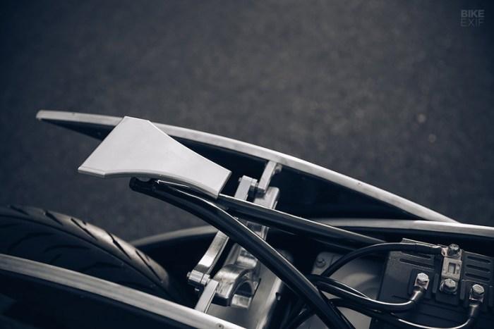 Racer-X электромотоцикл седло