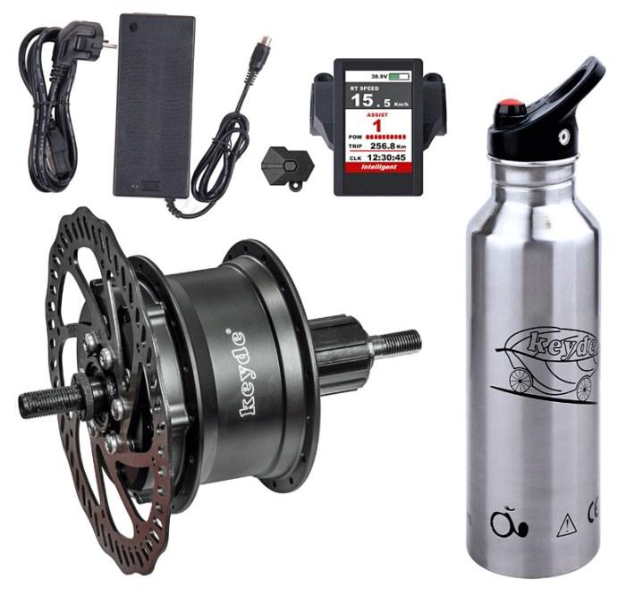 комплекты электрификации велосипеда Keyde