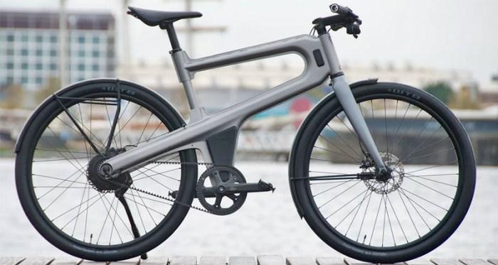 Электровелосипед Mokumono Delta S
