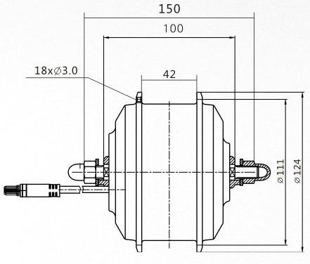 Shengyi DGW10A-FA чертеж