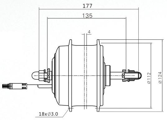 Shengyi DGW10A-RM чертеж
