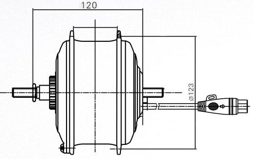 Shengyi DGW11A-FA чертеж