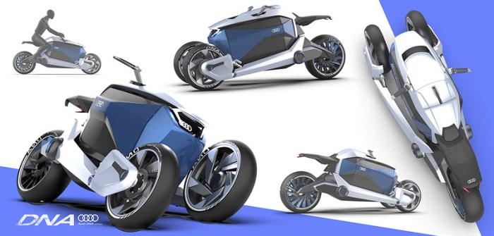 Audi DNA Concept