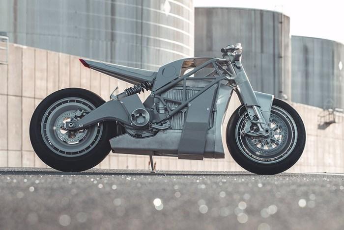 ZERO / UNTITLED MOTO концепт