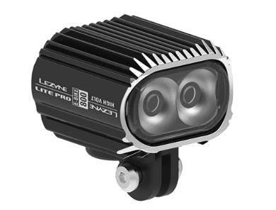 Фара для электровелосипеда и электросамоката Lezyne E-BIKE LITE PRO DRIVE 800 SWITCH