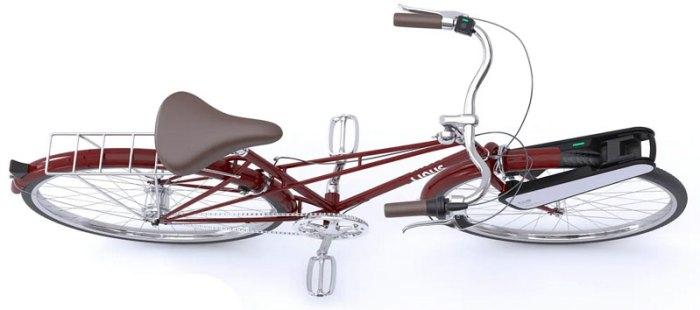 Электромотор для электрификации велосипеда CLIP