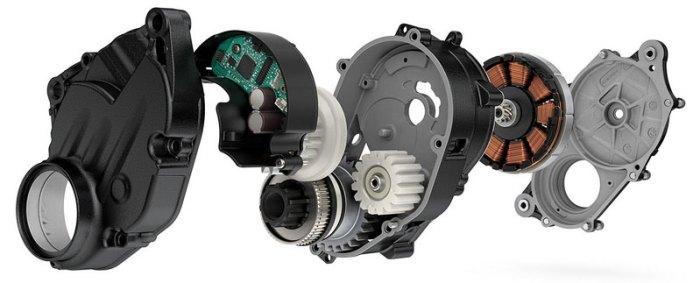 Specialized SL-1.1 Мотор в разборе
