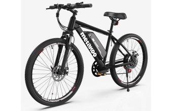 Электрический велосипед Macwheel Cybertrack 100