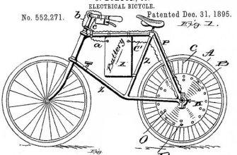 История изобретения мотор-колеса