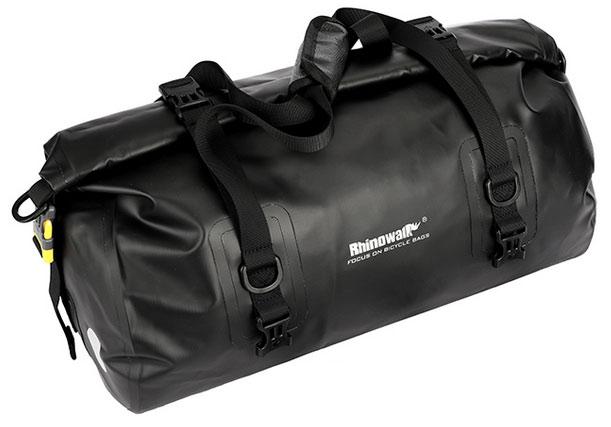 перевозка багажа на электровелосипеде - велосумка