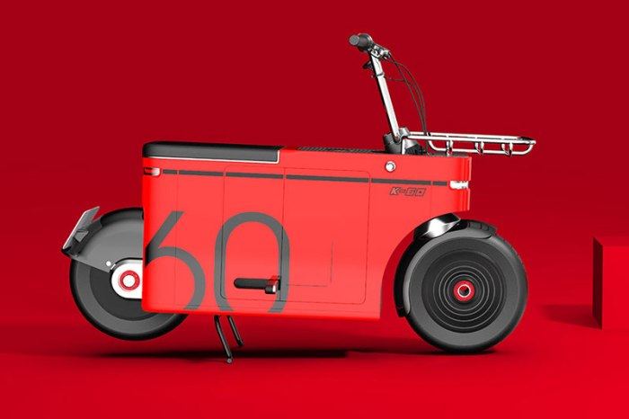 E-motocompo - ящик на колесиках