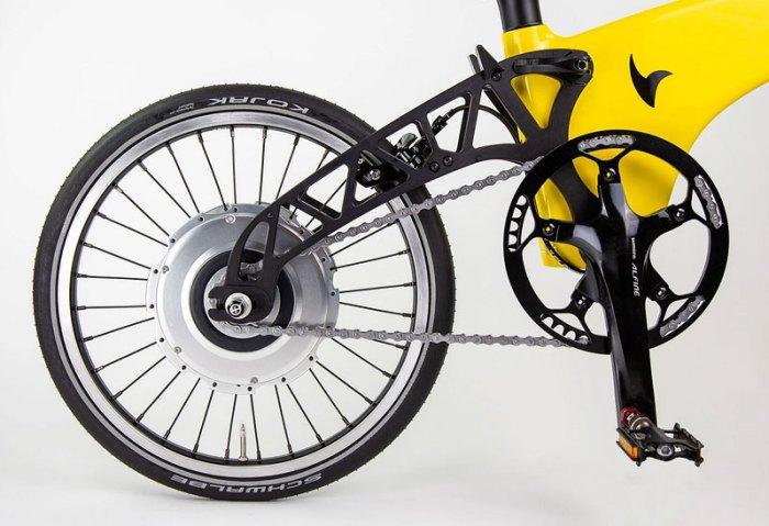 мотор-колесо Zehus