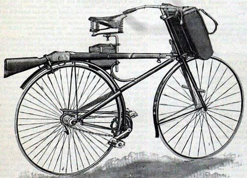 «Премьер» (Premier) 1888 года