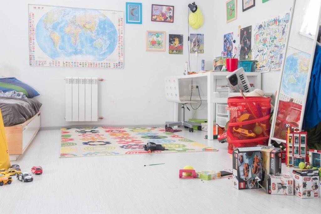 Décorer la chambre des enfants