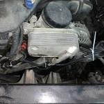 BMW engine coolant temperature corrector