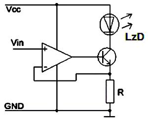 Lazernye diody skhema 1