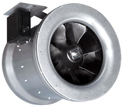 Elektricheskii ventiliator kanalnyi
