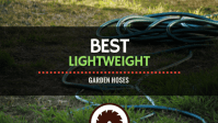 Best Lightweight Garden Hoses | ElectroSawHQ.com