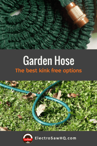 Best Kink Free Garden Hose | ElectroSawHQ.com