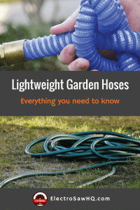 Best Lightweight Garden Hoses