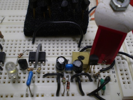 Power Opamp Cascade Amplifier Circuit Diagram Tradeoficcom
