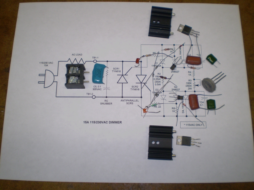 Isolation Transformer Circuit Diagram