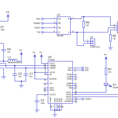 Rs232 To Rs485 Converter Circuit Diagram Mini Cooper Alternator Wiring Usb  Electroshed