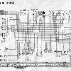 Bmw Audio Wiring Diagram 3 Wire Condenser Fan Motor ЭЛЕКТРОСХЕМА Kawasaki - МОТОЦИКЛЫ СХЕМА ЭЛЕКТРООБОРУДОВАНИЯ
