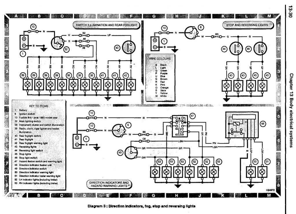 [DIAGRAM] Harman Kardon Wiring Diagram Range Rover FULL