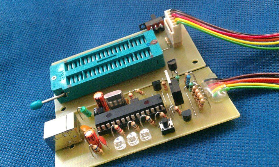 pickit 2 programmer circuit diagram rj45 wall jack wiring usb pic pickit2
