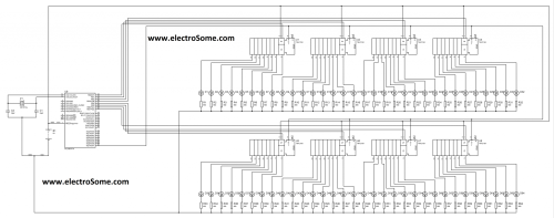 small resolution of circuit diagram expanding output pins of a pic microcontroller through multiplexing alternate method