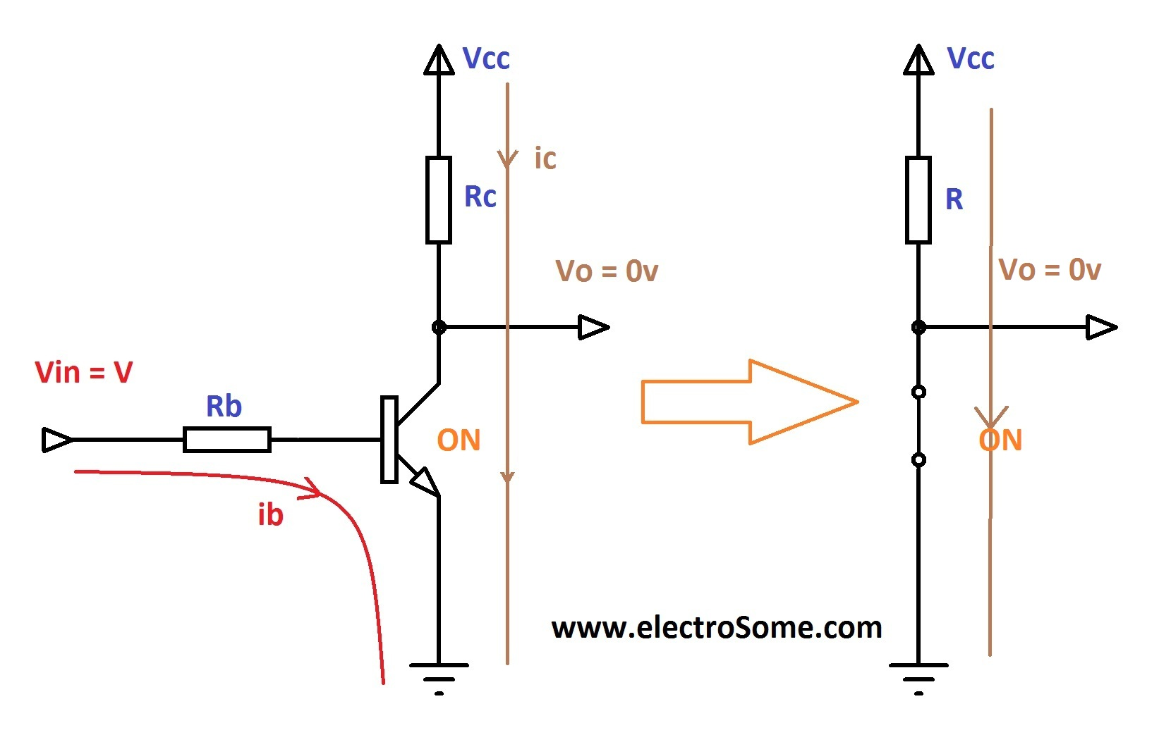 hight resolution of transistor as a switch relay switch circuit switching transistor circuit diagram