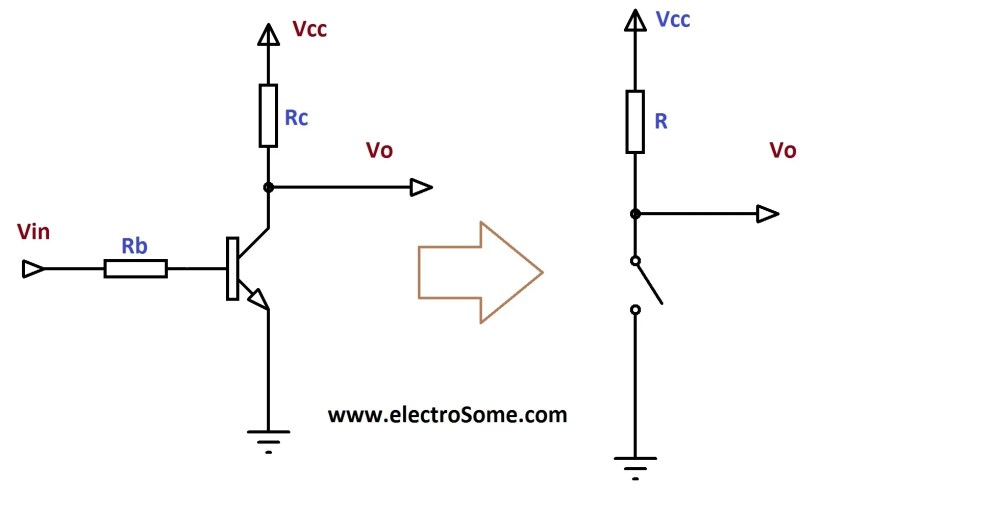 medium resolution of transistor as a switch circuit diagram