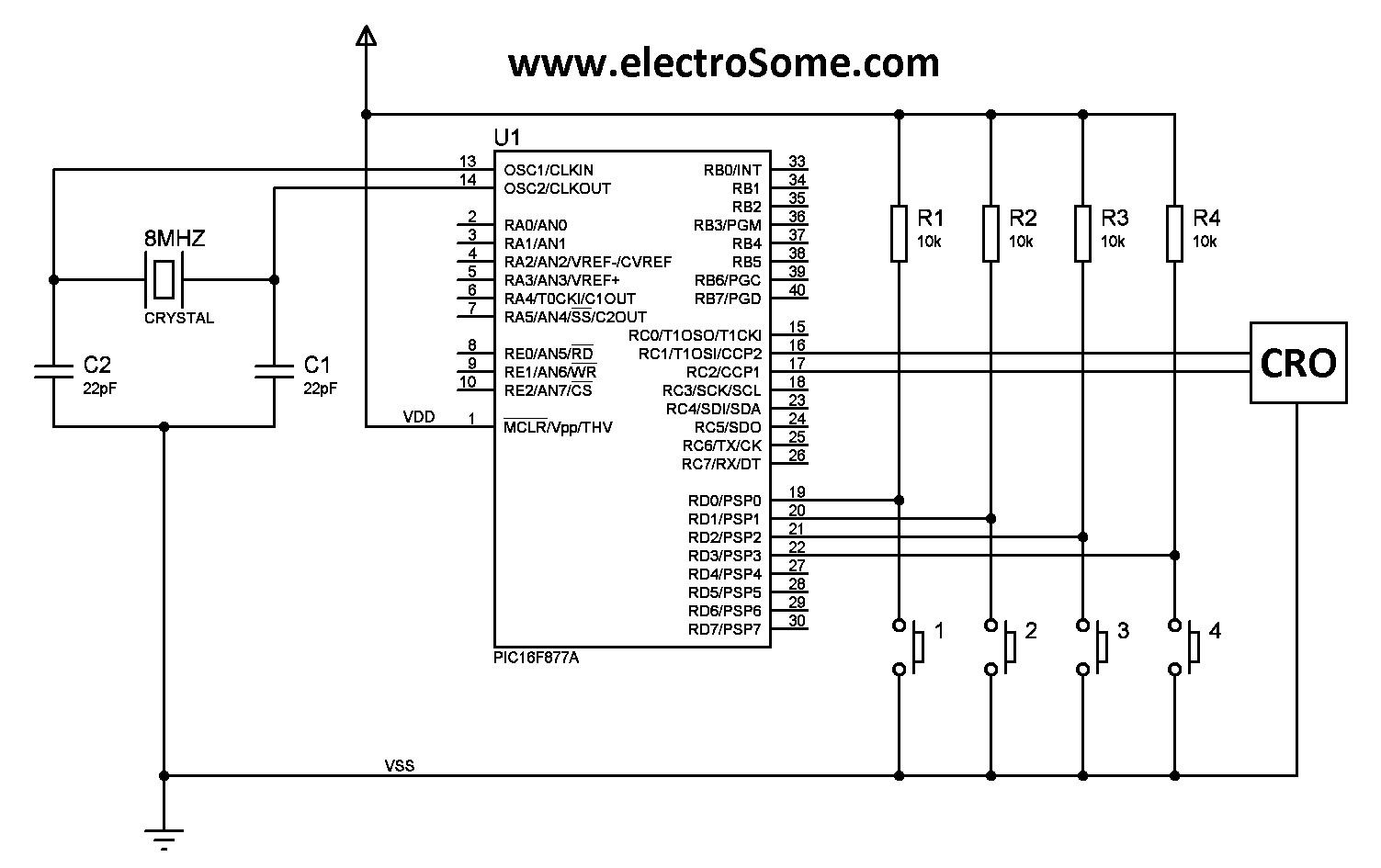 Multiple Drive Leds Arduino Light Laser Led Gt Lighting 200 Christmas Lights Circuit L7886